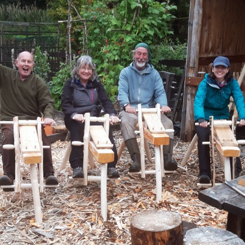 Shave Horse Workshop (2 day course)