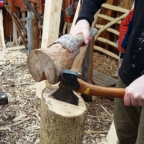 Introduction to Green Woodworking (1 day course)