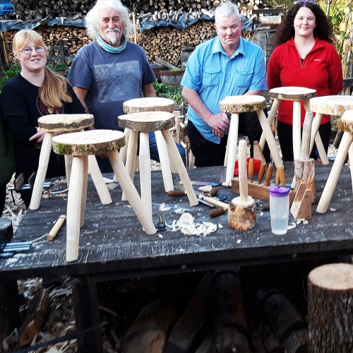 Log to Stool (1 day course)